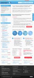 Веб Дизайн Центра бухгалтерской практики Парус