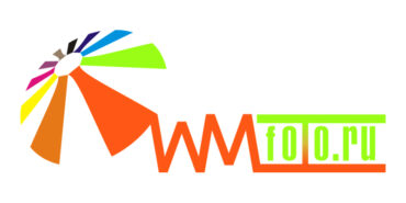 Дизайн логотипа для компании онлайн фото услуг WMfoto