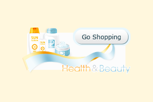 Рекламный веб баннер для магазина TanZone