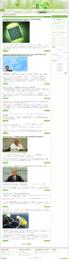 Веб дизайн, разработка логотипа и верстка HTML для новостного агенства EnergySafe