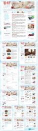 Разработка дизайна сайта мебельного магазина по адресу belmebel-svet.ru