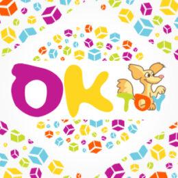 Дизайн Логотипа для онлайн магазина игрушек OKtoy