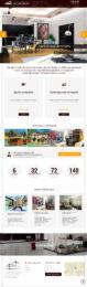 Веб Разработка сайта под ключ на CMS 1C-Битрикс для архитектурной компании Инсайт-Проект
