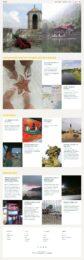 Разработка сайта под ключ для писателя-путешественника IVTALA на CMS RAwebPRO